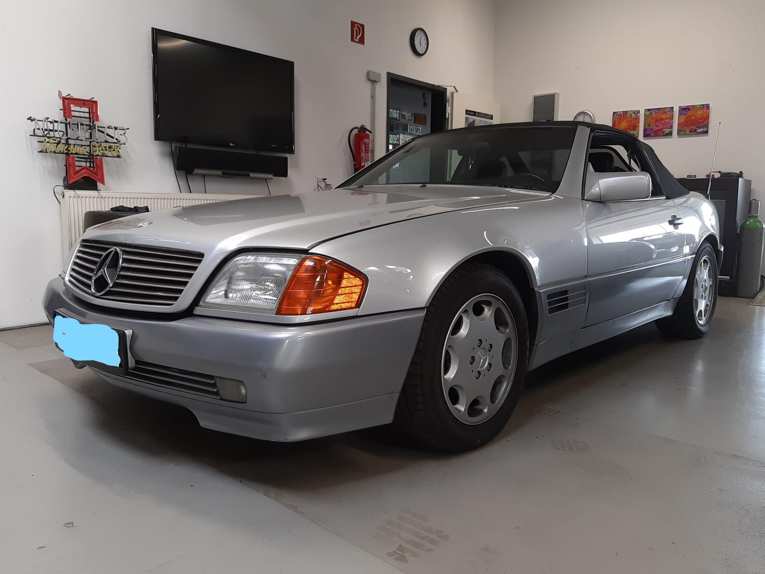 Mercedes 300 SL R129